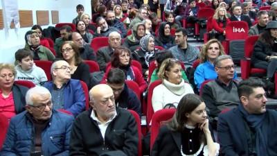 Bahçeşehir Koleji öğrencilerinden Neşet Ertaş'a vefa