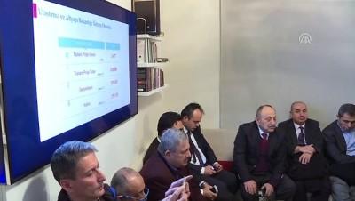 Bakan Turhan: 'Her şeye rağmen en güvenli ulaşım sistemi demiryolları' - ANKARA