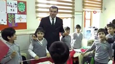 Beşiktaş'tan Erzurum'daki öğrencilere 800 forma