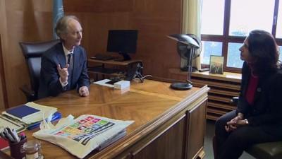 BM Suriye Özel Temsilcisi Pedersen göreve başladı - CENEVRE