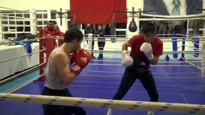 boksor - Boks Milli Takımı, Kastamonu'da kampa girdi