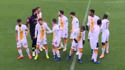 devre arasi - Futbol: Hazırlık maçı - Galatasaray: 3 - Eskişehirspor: 3 - ANTALYA