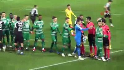 devre arasi - Hazırlık Maçı: Bursaspor: 2 - Kastamonuspor 1966: 1