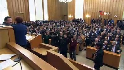 """Meral Akşener: """" Suriye ve Irak'ta Türk milletinin bekasına göz diken kim varsa, ordumuz girsin ve gereğini yapsın'"""