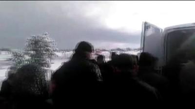 Mersin'de öldürülen çiftin cenazesi toprağa verildi