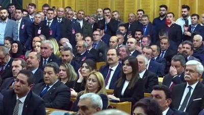 MHP Lideri Bahçeli:'Ruh sağlığı yasasına ihtiyaç olduğunu düşünüyoruz. Bu yıl içerisinde yasalaşmasını temenni ediyoruz'