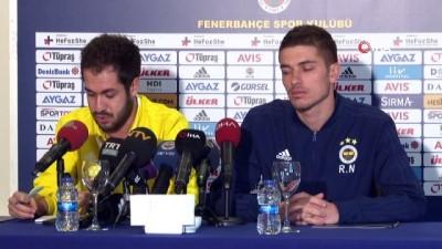 """spor musabakasi - Roman Neustadter: """"Ersun Yanal bize güç veriyor"""""""