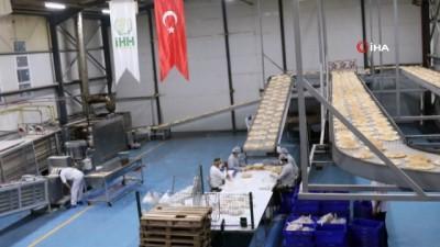 hayirseverler -  Suriye'de savaş mağduru ailelere 270 milyon adet ekmek
