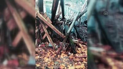 Tarihi caminin kalıntılarını izinsiz kaldıranlar yargılanacak - EDİRNE