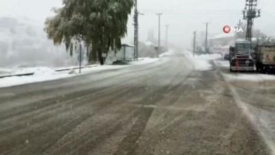 Tunceli merkez ve Pülümür'de eğitime kar tatili