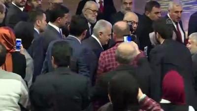 Yıldırım: 'Ak Parti iktidarı imam hatiplerin ayaklarına bağlanan prangaları söküp attı' - İSTANBUL
