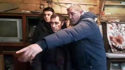 Ardahan'da bir evde göçük: 1 ölü, 2 yaralı