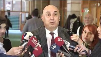 """CHP'li Özkoç: """"Kılıçdaroğlu'na açılan tazminat davalarının bedelini kendi maaşlarımızdan ödeyeceğiz'"""