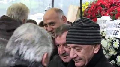cenaze araci - Cumhurbaşkanı Erdoğan'ın dayısı toprağa verildi - RİZE