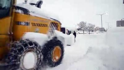 Doğu Anadolu'da kış - AĞRI