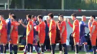 devre arasi - Hazırlık maçı: Medipol Başakşehir: 2 - Kukesi: 1