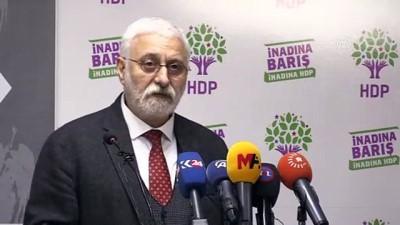 HDP'nin Van ve Mardin adayları belli oldu - ANKARA