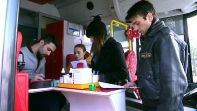 Kadıköy'de lösemi hastası minik Öykü için kampanya - İSTANBUL
