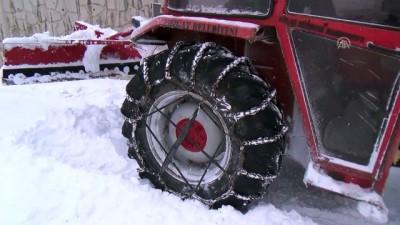 Kar yağışı - YOZGAT