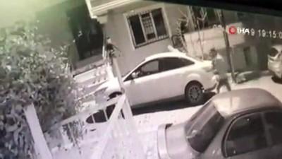 - Kombi hırsızlarını kamera görüntüleri ele verdi