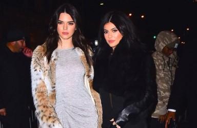 Kylie ve Kendall Jenner yılbaşına Drake ile girdi