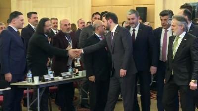 MÜSİAD 9. Genişletilmiş Başkanlar Toplantısı - Detaylar - ANKARA