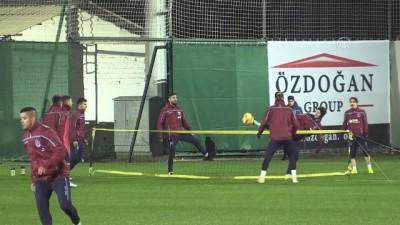 argo - Trabzonspor'da devre arası hazırlıkları - ANTALYA