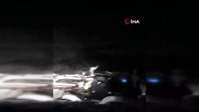 Tunceli-Erzincan karayolu çığ nedeniyle ulaşıma kapandı