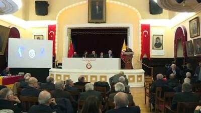 Yarsuvat: 'Bir Galatasaray Başkanı hak mahrumiyeti cezası almaz' - İSTANBUL