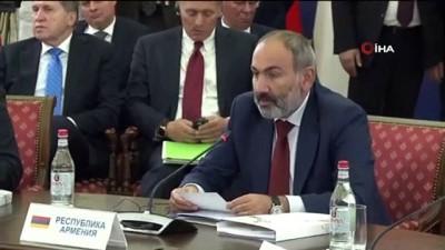 - Avrasya Ekonomi Birliği Yüksek Konsey toplantısı Erivan'da gerçekleşti