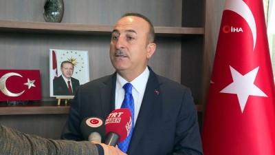 """- Çavuşoğlu: """"Terörle Mücadeledeki Çifte Standartları Gündeme Getirdik"""" - 'Demokrasilerde Terörizmin Ve Teröristlerin Yeri Yoktur'"""