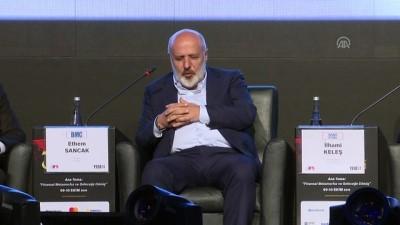 savunma sanayi - 10. İstanbul Finans Zirvesi - BMC Yönetim Kurulu Başkanı Sancak - İSTANBUL