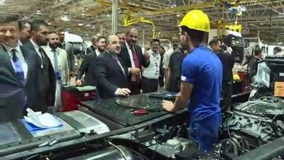 savunma sanayi - Bakan Varank'tan, BMC'nin Pınarbaşı tesislerine ziyaret - İZMİR
