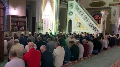 cami imami - Barış Pınarı Harekatı'na destek - KİLİS