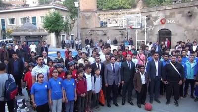 Bitlis'te Amatör Spor Kulüpleri Haftası etkinliği