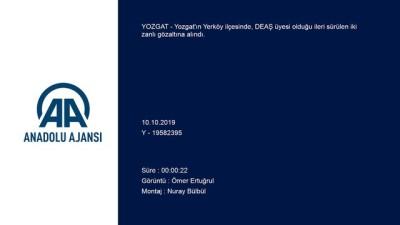 DEAŞ operasyonu - YOZGAT