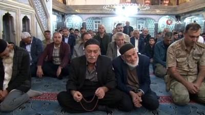 sabah namazi -  Elazığ'da 'Barış Pınarı Harekatı' kapsamında Fetih süresi okundu