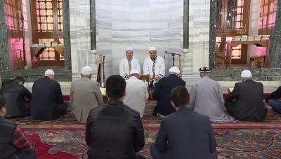 cami imami - Fatih Camisi'nde Fetih suresi okundu - İSTANBUL
