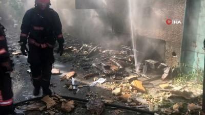 karya -  Sakarya'da otelde yangın paniği