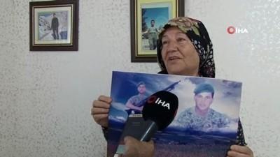 televizyon -  Şehit annesinden operasyona gözyaşlarıyla tam destek: 'Gerekirse ben de giderim'