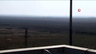 roketatarlar -  Telabyad'ın doğusundaki 2 hedef vuruldu
