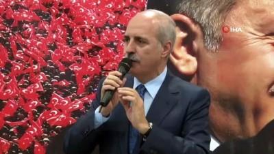 """AK Parti Genel Başkanvekili Kurtulmuş: 'Misak-ı Milli sınırlarımızı sonuna kadar savunacağız"""""""