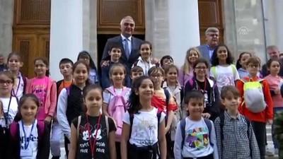 haziran ayi - İstanbul Arkeoloji Müzelerinde çalışmalar haziranda tamamlanacak - İSTANBUL