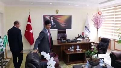 Japonya Ankara Büyükelçisi Akio Miyajima, belediyeyi ve Kırşehir Valiliği'ni ziyaret etti