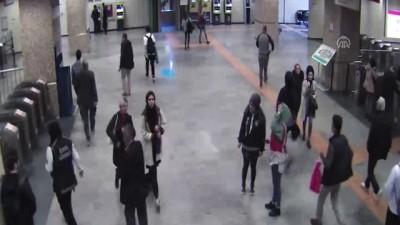 Metro personelinin dikkati kayıp vatandaşı ailesiyle buluşturdu - İSTANBUL