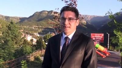 tarihi mekan - 'Sakin Şehir Şavşat' sonbahar renkleriyle ziyaretçilerini bekliyor - ARTVİN