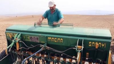 'Umudumuzu toprağa ekiyoruz' - KAYSERİ