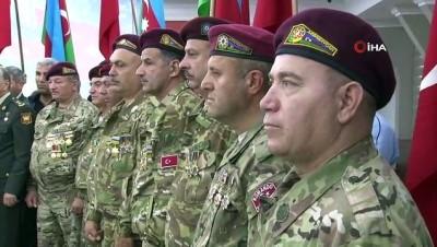 - Azerbaycan Sivil Toplum Kuruluşları Ve Gazilerinden Barış Pınarı Harekatı'na Destek