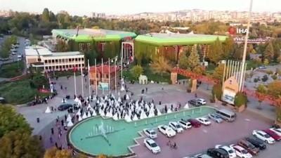 Büyükşehir'den 219 çifte toplu nikah töreni