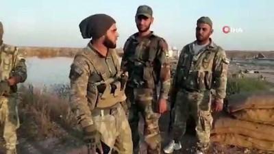 - Suriye Milli Ordusu PKK'nın kampını ele geçirdi